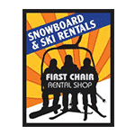 First Chair rentals